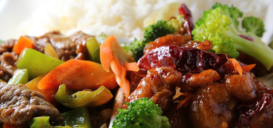 China Wok Chinese Food